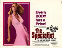 The Specialist - 11 x 14 Movie Poster - Style A
