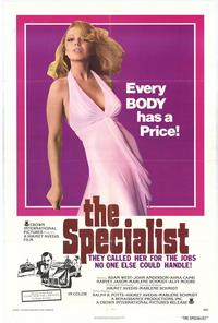The Specialist - 27 x 40 Movie Poster - Style A