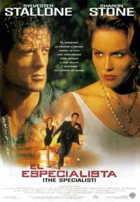 The Specialist - 43 x 62 Movie Poster - Spanish Style A