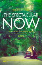 """The Spectacular Now"" Movie Poster"