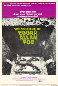 The Spectre of Edgar Allen Poe - 11 x 17 Movie Poster - Style A