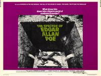 The Spectre of Edgar Allen Poe - 11 x 14 Movie Poster - Style A