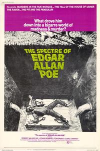 The Spectre of Edgar Allen Poe - 27 x 40 Movie Poster - Style A