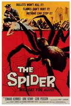The Spider - 27 x 40 Movie Poster - Style A