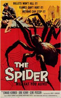 The Spider - 11 x 17 Movie Poster - Style A