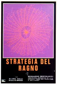 The Spider's Stratagem - 11 x 17 Movie Poster - Italian Style A