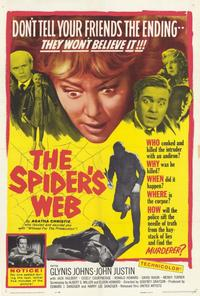 The Spiders Web - 27 x 40 Movie Poster - Style A