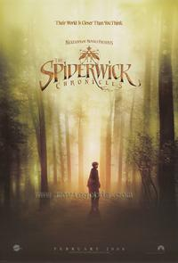 The Spiderwick Chronicles - 43 x 62 Movie Poster - Bus Shelter Style A