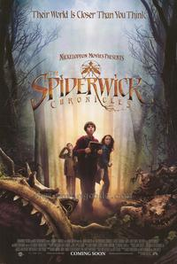 The Spiderwick Chronicles - 43 x 62 Movie Poster - Bus Shelter Style C