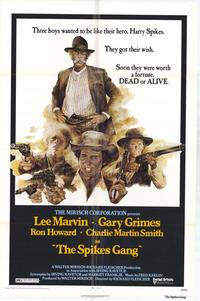 The Spikes Gang - 27 x 40 Movie Poster - Style A