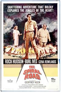 The Spiral Road - 11 x 17 Movie Poster - Style A