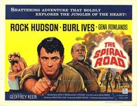 The Spiral Road - 11 x 14 Movie Poster - Style A