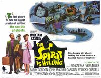The Spirit is Willing - 11 x 14 Movie Poster - Style A