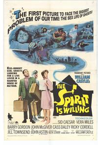 The Spirit is Willing - 27 x 40 Movie Poster - Style A