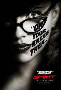 The Spirit - 27 x 40 Movie Poster - Style C