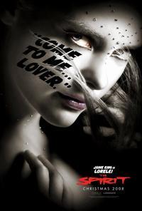 The Spirit - 27 x 40 Movie Poster - Style E