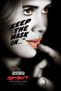 The Spirit - 27 x 40 Movie Poster - Style F