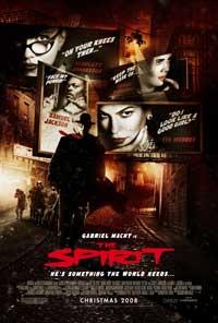 The Spirit - 11 x 17 Movie Poster - Style J