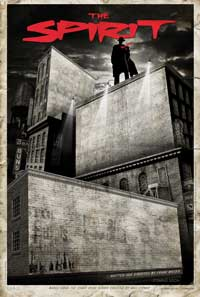 The Spirit - 27 x 40 Movie Poster - Style K