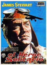 The Spirit of St. Louis - 27 x 40 Movie Poster - Spanish Style A
