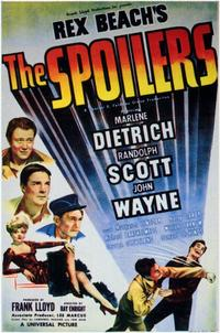 The Spoilers - 11 x 17 Movie Poster - Style A
