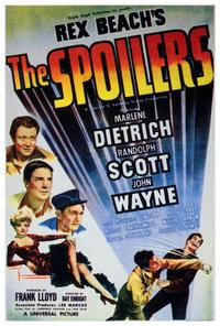 The Spoilers - 27 x 40 Movie Poster - Style A