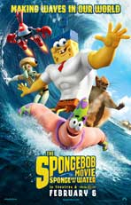 """The SpongeBob Movie: Sponge Out of Water"" Movie Poster"