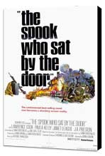 The Spook Who Sat by the Door - 11 x 17 Movie Poster - Style A - Museum Wrapped Canvas