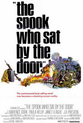 The Spook Who Sat by the Door - 27 x 40 Movie Poster - Style A