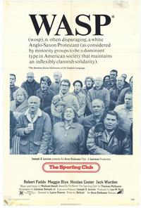 The Sporting Club - 27 x 40 Movie Poster - Style A
