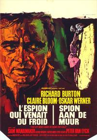 The Spy Who Came in from the Cold - 11 x 17 Movie Poster - Belgian Style A