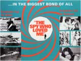 The Spy Who Loved Me - 11 x 17 Movie Poster - Style F