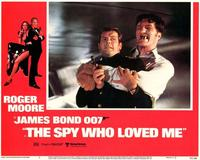 The Spy Who Loved Me - 11 x 14 Movie Poster - Style B