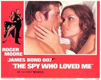 The Spy Who Loved Me - 11 x 14 Movie Poster - Style D