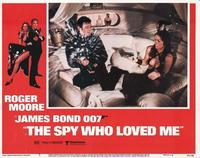 The Spy Who Loved Me - 11 x 14 Movie Poster - Style E