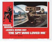 The Spy Who Loved Me - 11 x 14 Movie Poster - Style F