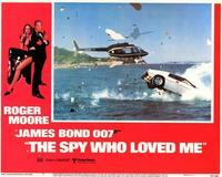 The Spy Who Loved Me - 11 x 14 Movie Poster - Style G