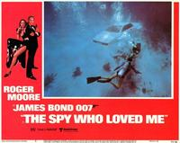 The Spy Who Loved Me - 11 x 14 Movie Poster - Style H