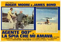 The Spy Who Loved Me - 11 x 17 Movie Poster - Italian Style B