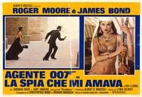 The Spy Who Loved Me - 11 x 17 Movie Poster - Italian Style C