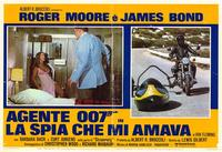 The Spy Who Loved Me - 11 x 17 Movie Poster - Italian Style E