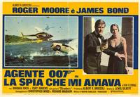 The Spy Who Loved Me - 11 x 17 Movie Poster - Italian Style F