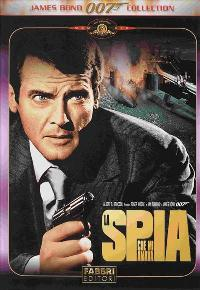 The Spy Who Loved Me - 43 x 62 Movie Poster - Italian Style A