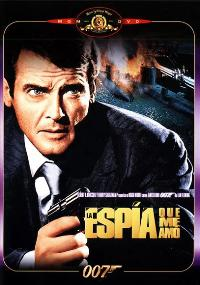 The Spy Who Loved Me - 27 x 40 Movie Poster - Spanish Style A
