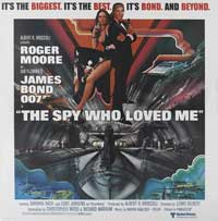 The Spy Who Loved Me - 30 x 30 Movie Poster - Style A