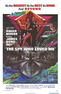 The Spy Who Loved Me - 11 x 17 Movie Poster - Style A - Museum Wrapped Canvas