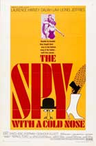 Spy with a Cold Nose - 11 x 17 Movie Poster - Style B