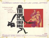 Spy with a Cold Nose - 11 x 14 Movie Poster - Style A