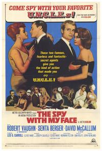 The Spy With My Face - 27 x 40 Movie Poster - Style A