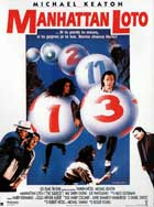 The Squeeze - 11 x 17 Movie Poster - French Style A